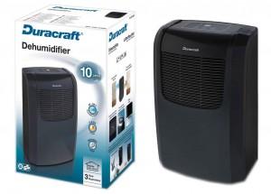 Test: Duracraft Luftentfeuchter DD-TEC10NE2